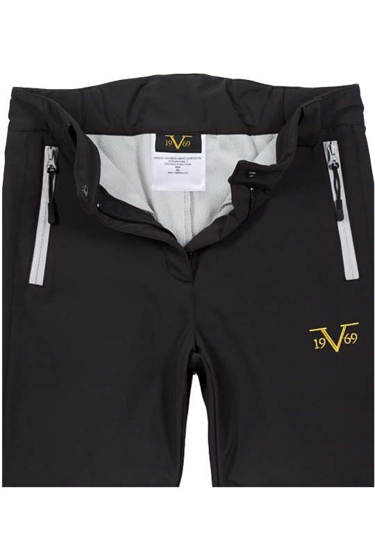 19V69 Ski pants Men schwarz