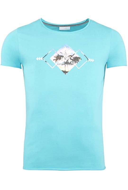 Summerfresh T-Shirt BLUE hellblau