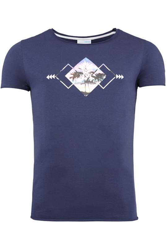 Summerfresh T-Shirt BLUE navy