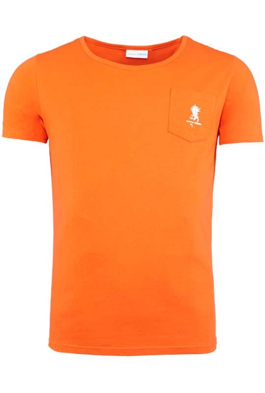 shirt DELIA Men orange