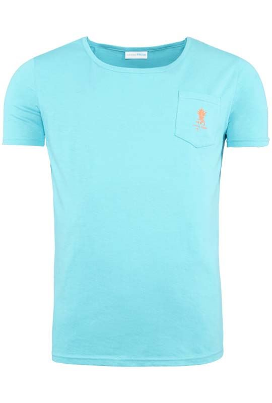 shirt DELIA Men hellblau
