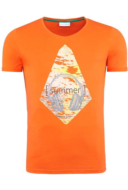 Summerfresh T-Shirt PATTY orange