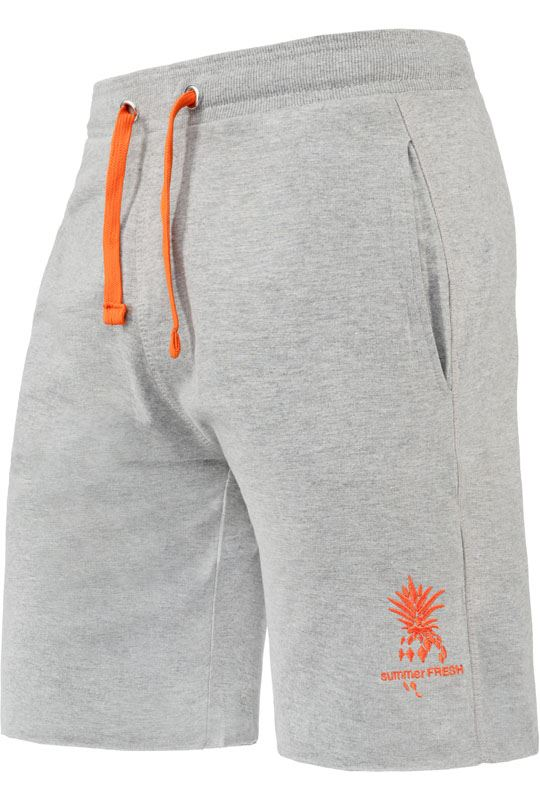 Summerfresh Shorts BEN Men grey melange