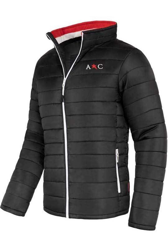 AC by Andy HILFIGER Winter jacket Men schwarz