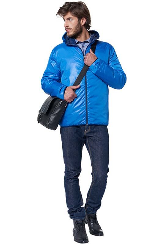 MALEXXIUS Jacket Men navy-kobalt