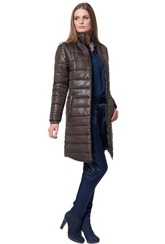 MALEXXIUS Winter jacket JULIA Women braun