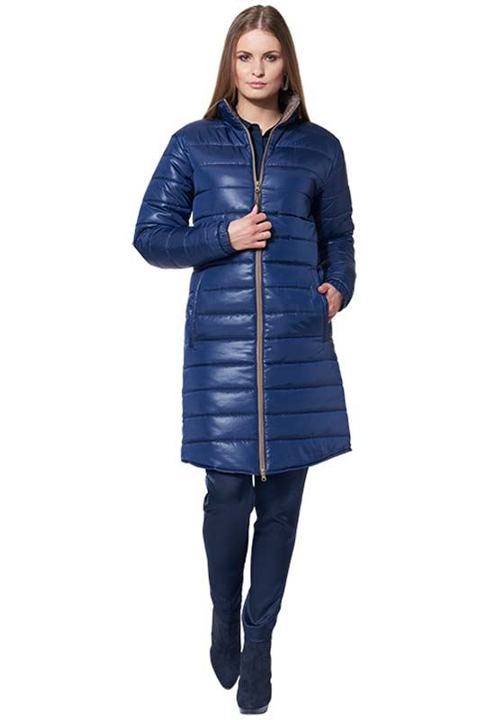 MALEXXIUS Winter jacket JULIA Women navy