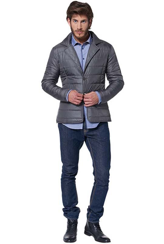 MALEXXIUS Suit Jacket NEMESIS Men grau
