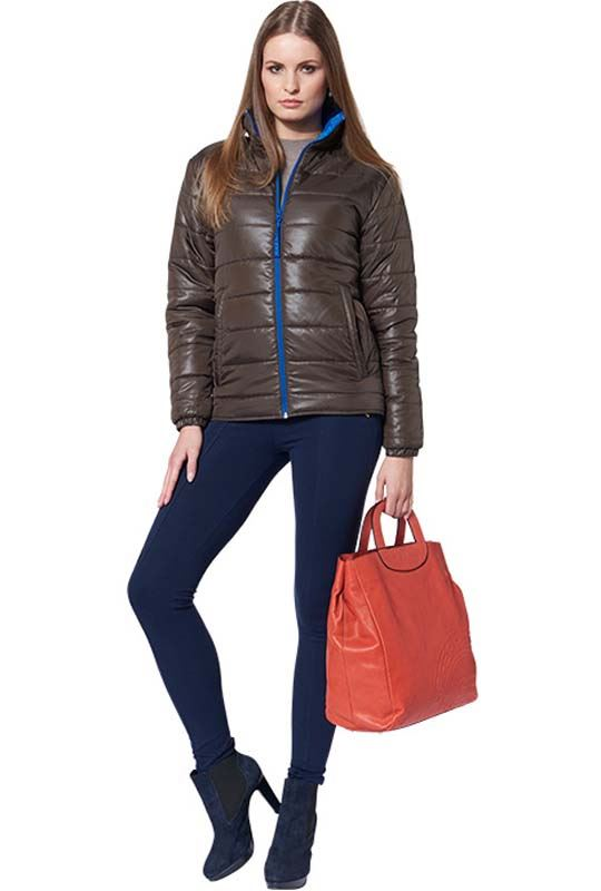 MALEXXIUS Jacket PERSEUS Women braun