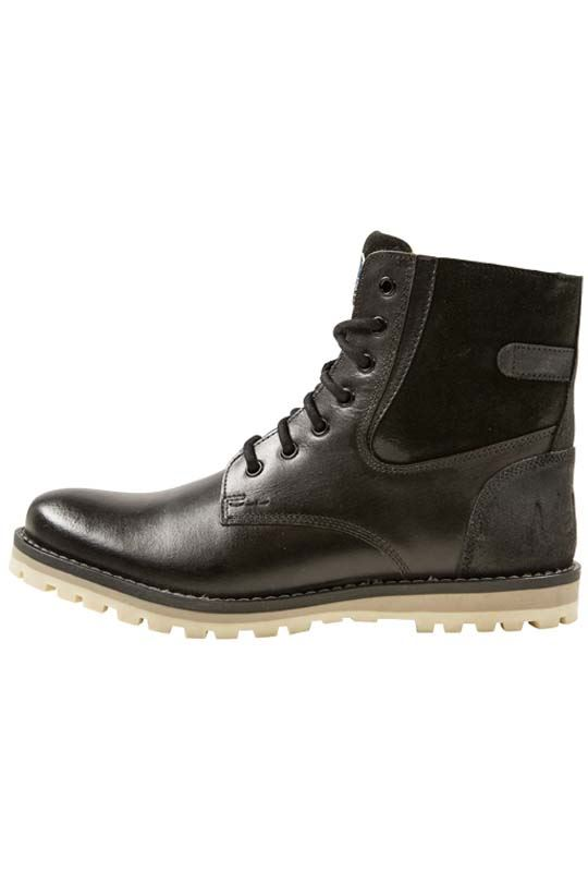 Winter boots CLARK Men schwarz