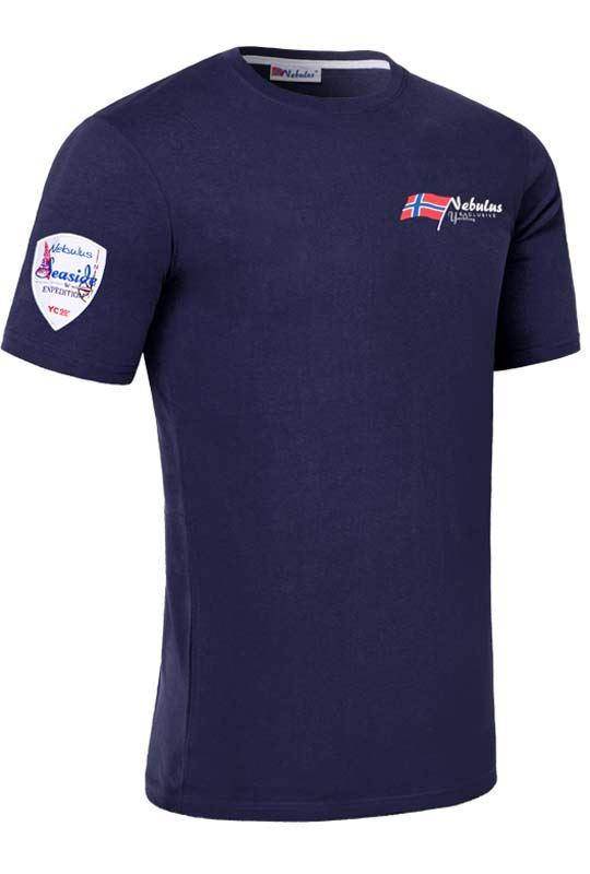 T-shirt LILLEBROR Men navy