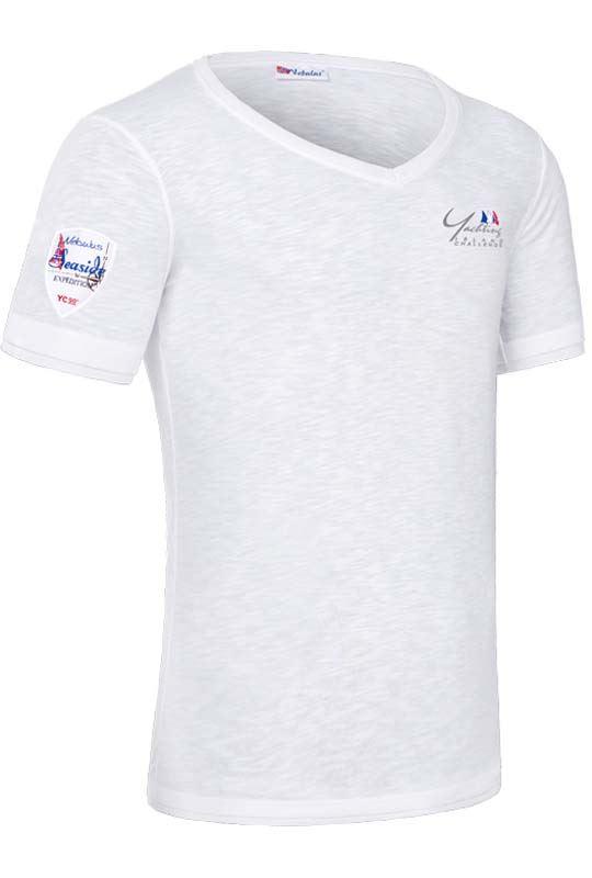 newest 1d7a8 45ad1 T-Shirt ENNO Herren Herren S weiß