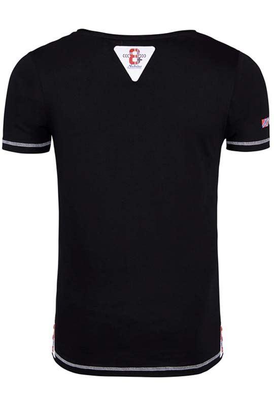 T-Shirt HOLM Herren schwarz