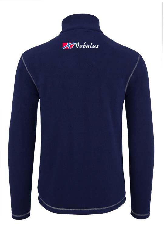 Fleece jacket SAVIO Men navy