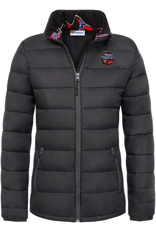 Winter jacket TAMMES Women schwarz