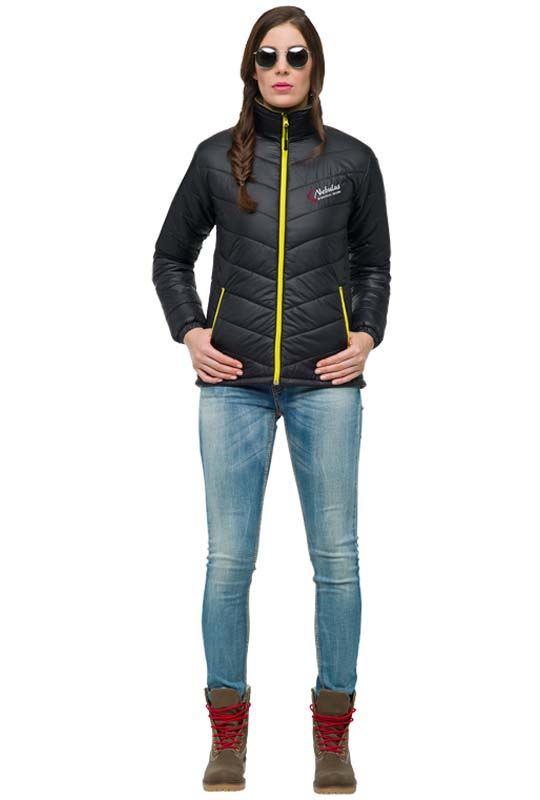Winter jacket LEMAN Women schwarz