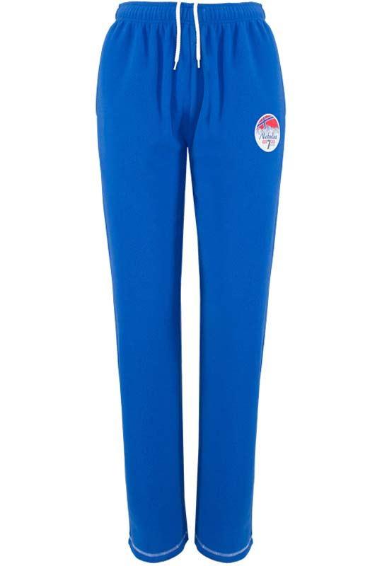 Bleu S36 Polaire Belluno Foncé Pantalon Femme wk8n0OP