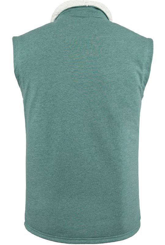 Fleece vest ICEWARMER Men grün