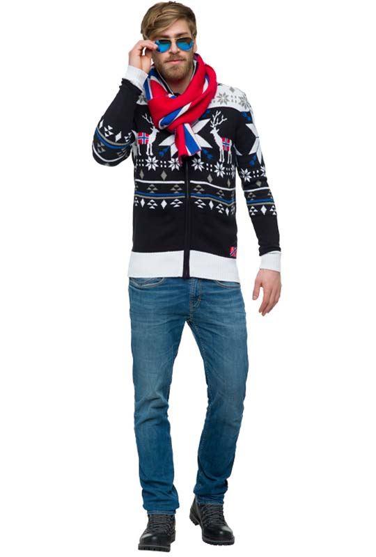 Norwegians jacket JONAS Men schwarz