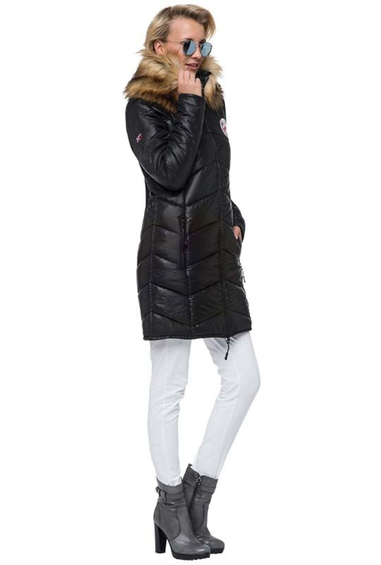 Coat BROOKLYN Women schwarz