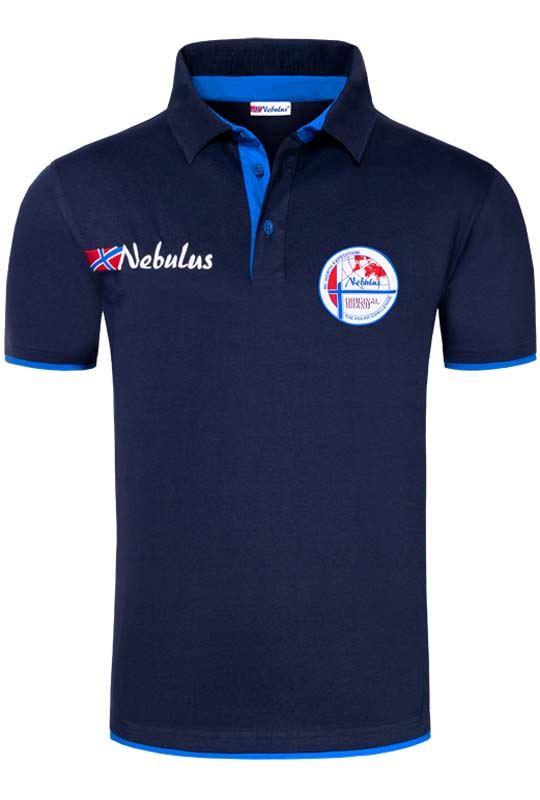 Poloshirt VOIT Herren navy