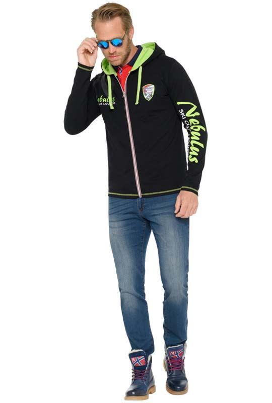 Jacket ROBBY Men schwarz