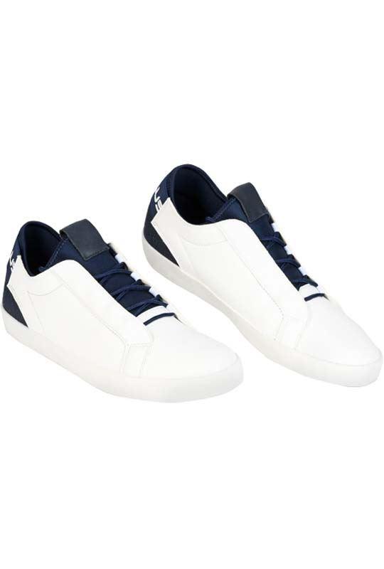 Sneaker SAM Men white-navy