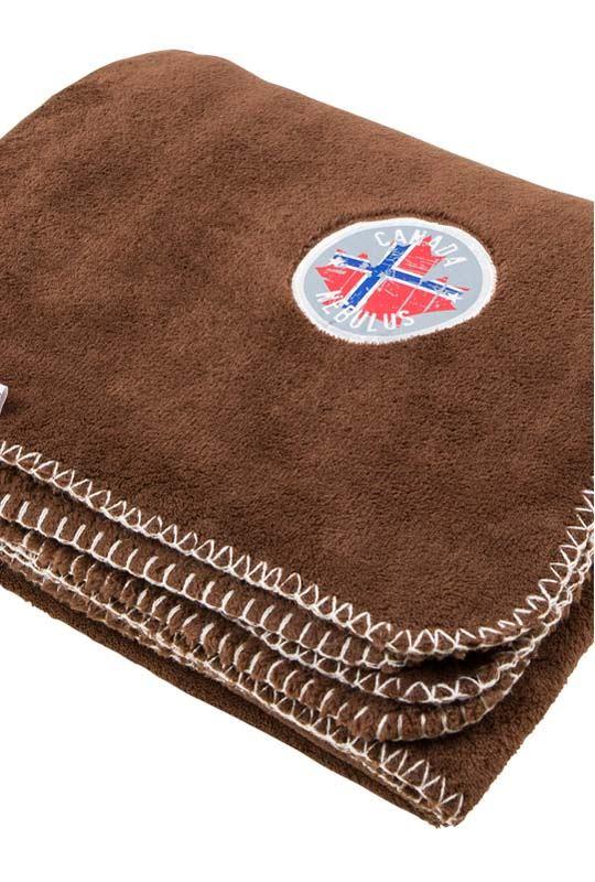 blanket SKAGERA Unisex braun