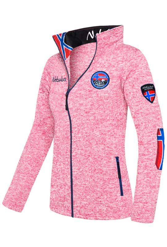 Nebulus neue Modelle Fleecejacken und Pullover für Damen