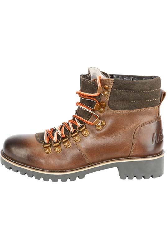 Winter boot HIKING Women braun