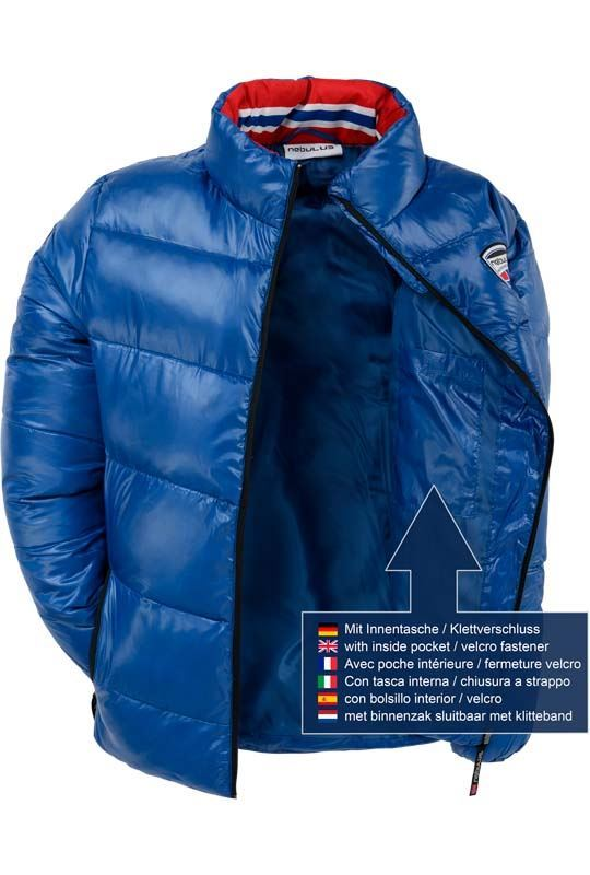 Winterjacke MALLORY kobalt