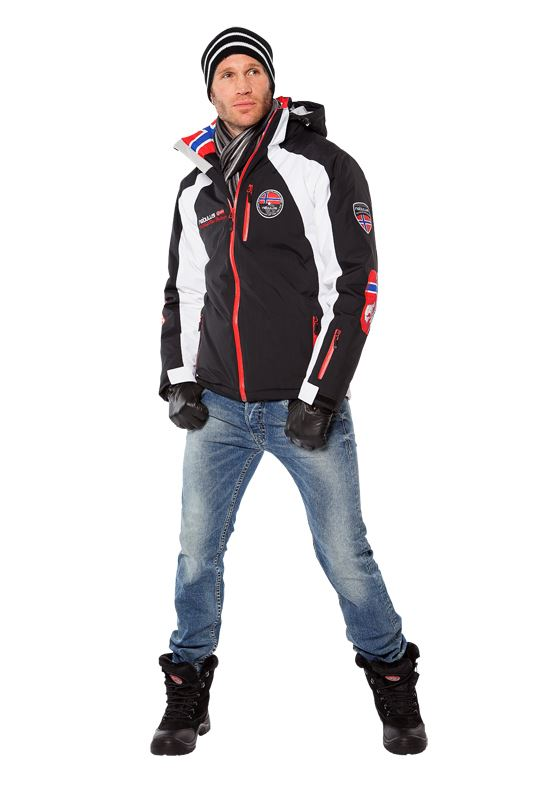 Skijacket MAESTRO SKI Men schwarz