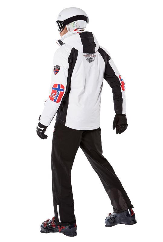 Skijacket MAESTRO SKI Men weiß