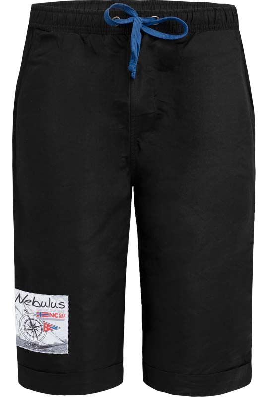 Short NAMSOS Men schwarz
