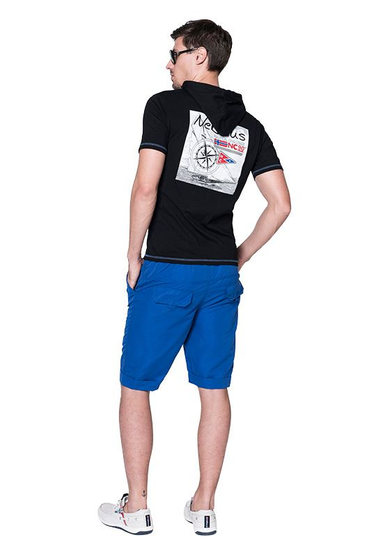 Short NAMSOS Men hellblau
