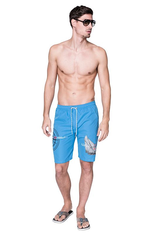 Bathing short SKANDEN Men malibu_blau