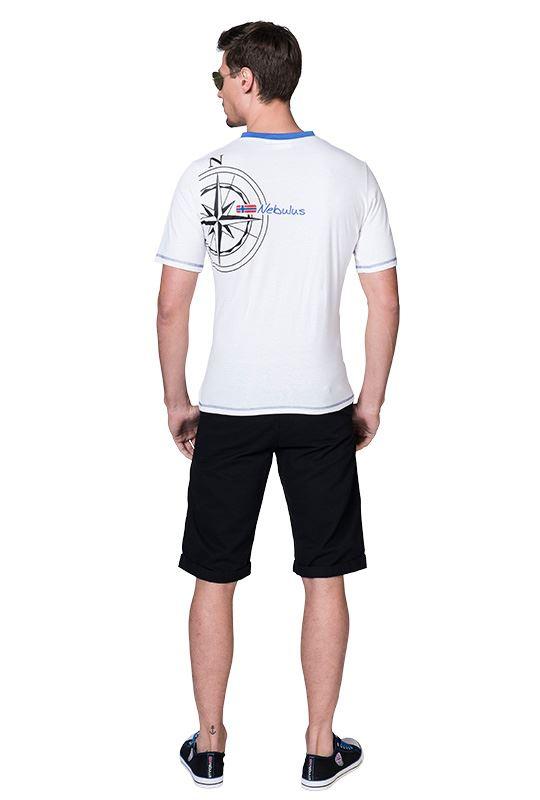 T-shirt AHOI Men weiß