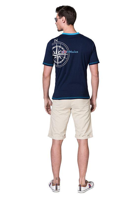 T-shirt AHOI Men navy