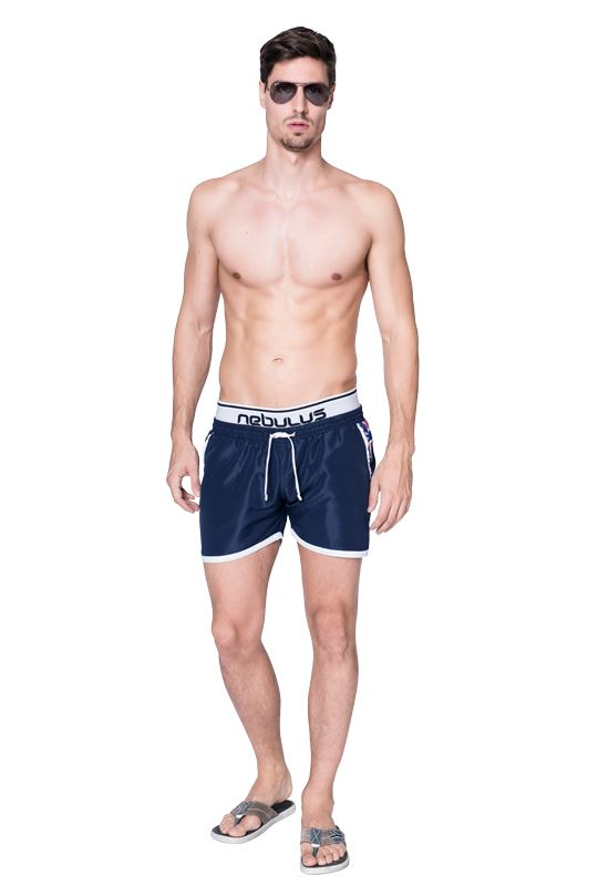 Short MALIBU Men navy