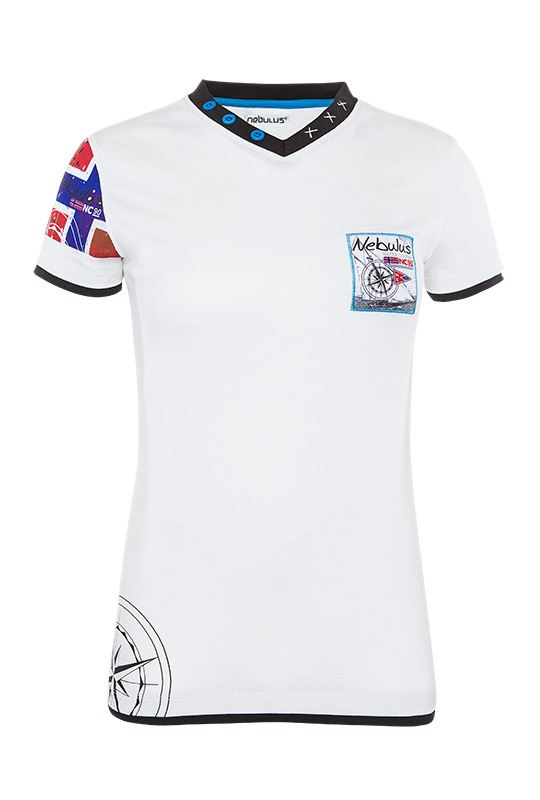 T Shirt S36 Patagonia Femme Blanc 0kwXOn8NPZ