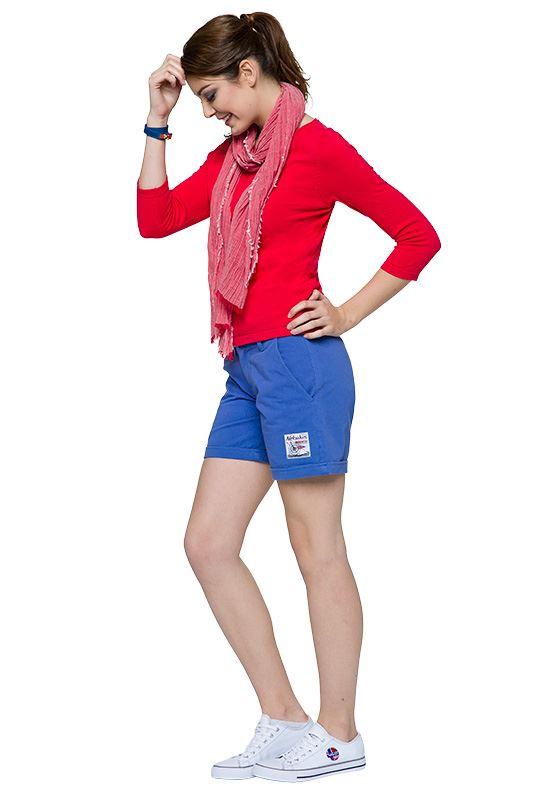 Cotton jeans VALVERDE Women amparo_blau