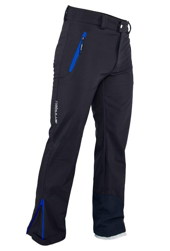 Softshell ski pants RACEPANT Men schwarz