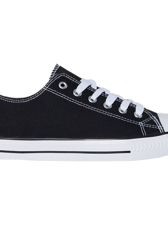 X-dream Sneaker schwarz (low)