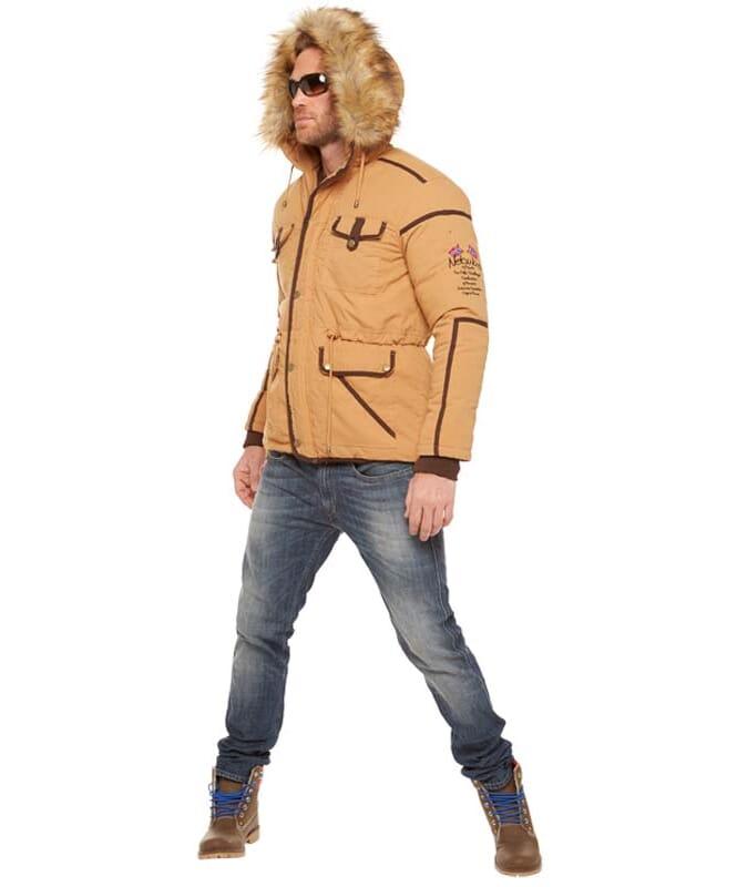 Winterparka BELFORT Herren camel