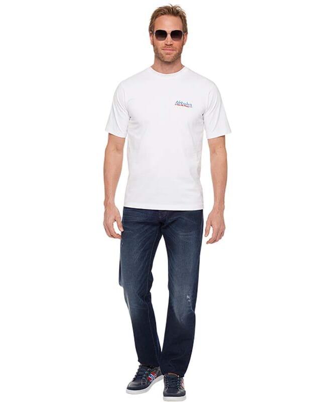 T-shirt VENTURA (5er-Pack Herren weiß