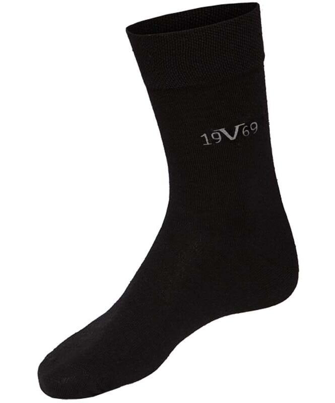 19V69 Business Socken 15er Pack Herren schwarz