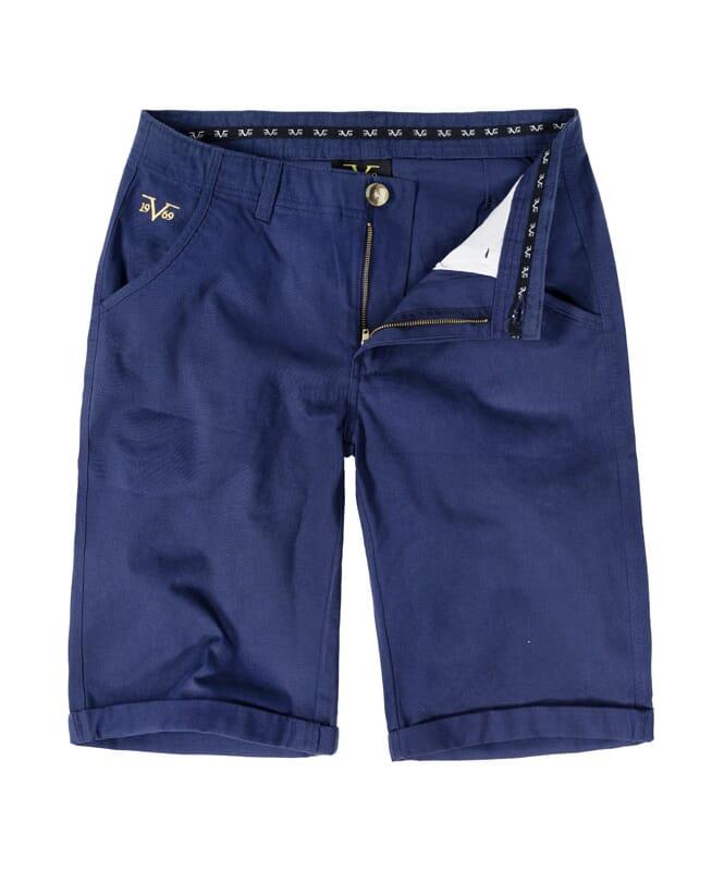 19V69 Chino Shorts Men navy