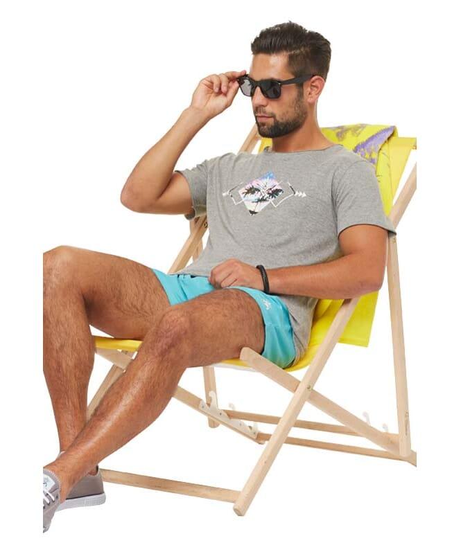 Summerfresh T-Shirt BLUE Herren grau