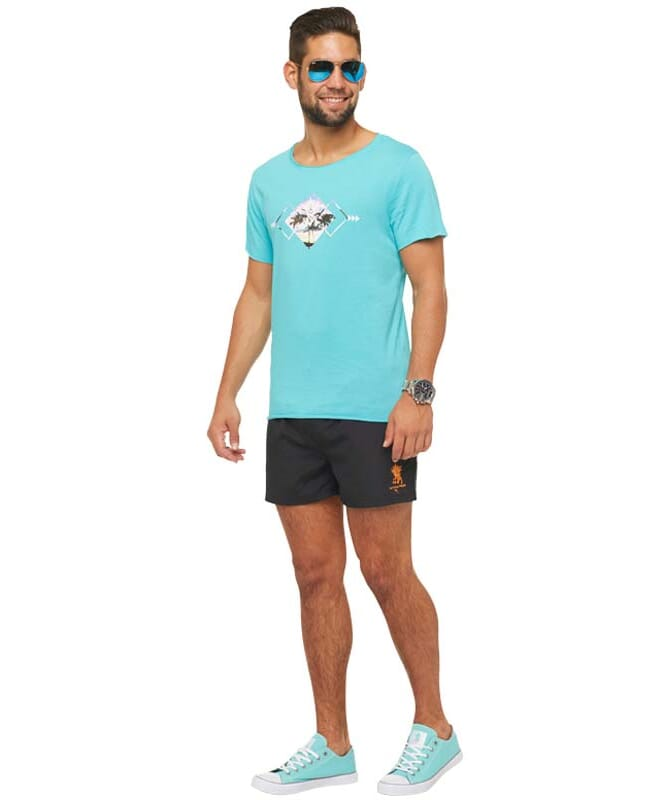 Summerfresh T-Shirt BLUE Herren hellblau