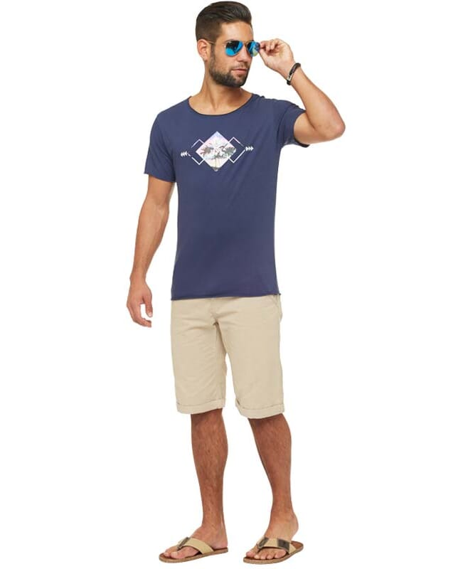 Summerfresh T-Shirt BLUE Herren navy